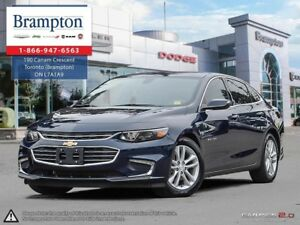 2017 Chevrolet Malibu LT | LOW KMS | TOUCHSCREEN | BACKUP CAM |