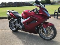 HONDA VFR800 VTEC-BIKE IS SPOTLESS LOW MILAGE 12075-FINANCE AVAILABLE MUST BE SEEN £3599 £