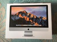 iMac 27-inch empty box