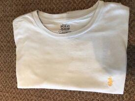 Men's Ralph Lauren t-shirt - pale blue