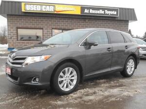 2014 Toyota Venza LE 4 CYL AWD