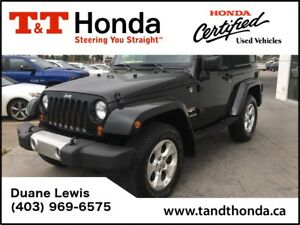 2013 Jeep Wrangler Sahara* No Accidents, Removable Roof Panel*
