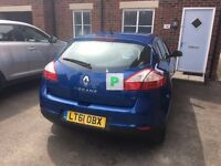 ***Quick Sale Needed*** Excellent Renault Megane 2.0 Dynamique CVT 5dr (Tom Tom)