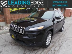 2015 Jeep Cherokee North Navigation and up grade package!