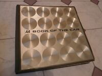 Retro/Vintage AA Book of the Car – Published 1 Nov 1976