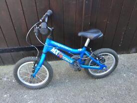Child's bicycle Ridgeback MX 14 Terrain 6061 Aluminium Frame