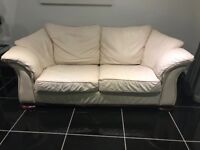 3 seaters and 2 seater sofa