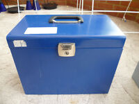 Metal Filing Box - No Key - H29xW37xD23cm