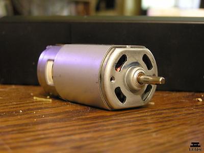 Johnson Ac Dc Motor 24 To 32v