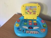 Peppa pig play learning computer