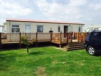LUXURY CARAVAN HIRE THE CHASE INGOLDMELLS