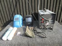 SIP welder 105 Turbo with accessories