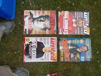 Man United Magazines