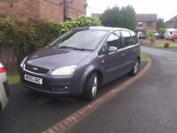 2005 Ford Focus C-Max in excellent condition throughout.