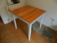 IKEA Lerhamn dining table