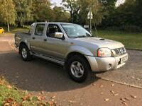 2004 Nissan Navara 2.5 Di 4x4 Double Cab - Family Owned From New - Long MOT