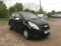 CHEVROLET SPARK PLUS, 24,700 MILES, FSH, £30 ROAD TAX