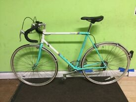 Raleigh Equipe Vintage Racing Bike