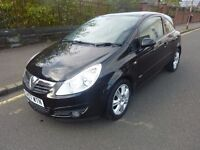 VAUXHALL CORSA 1.2 DESIGN MOTD 1 YEAR SERVICE HISTORY MUST BE SEEN NEW CONDITION