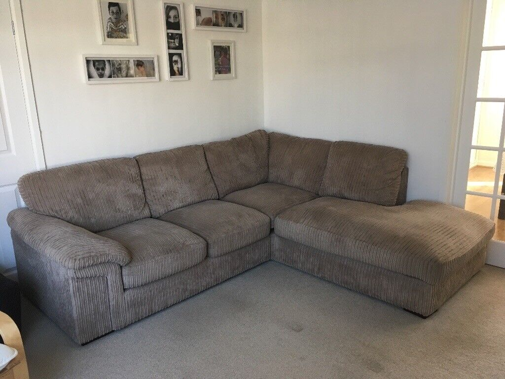Corner Sofa With Chaise End