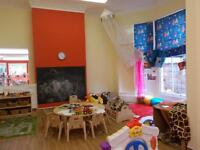 Nursery nurses Level 3 or above & Apprentice with GCSE maths & English, Qualified Nursery Nurses