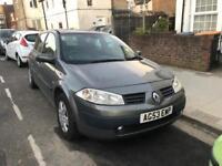 Renault Megane 1.4 Petrol £350