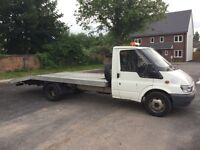 2005 Ford Transit 350 LWB Recovery