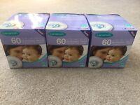 Lansinoh Nursing Pads 3 boxes