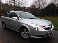 2006 Vauxhall vectra 1.8 Petrol 5dr Hatchback new shape Face lift model