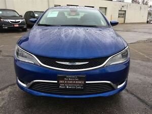 2016 Chrysler 200 Limited   BLUETOOTH   NO ACCIDENTS Kitchener / Waterloo Kitchener Area image 9
