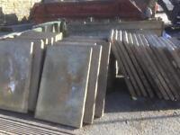 Large Concrete Paving Slabs