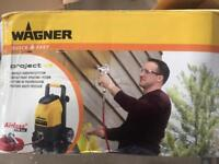Wagner Project 115 airless paint spray kit