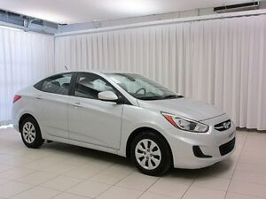 2016 Hyundai Accent 0.9% AVAILABLE! GL W/ A/C, HEATED SEATS & CR