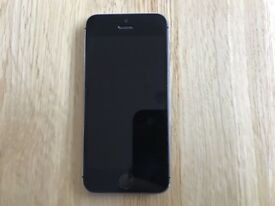 Apple iPhone 5s - 32GB - Space Grey unlocked to all network