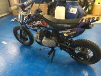 110cc stomp pit bike not crf or kx