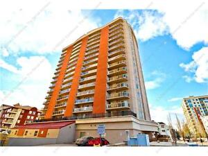EXECUTIVE 2-BDRM CONDO WITH UNDERGROUND PARKING IN DOWNTOWN