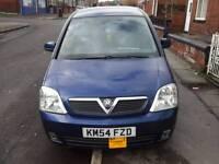 Vauxhall meriva 1.7cdti bolton taxi plate 5month