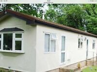 Mobile home to rent. 2 bed. Resdential. Home. Gas central heating bathroom kitchen furnished