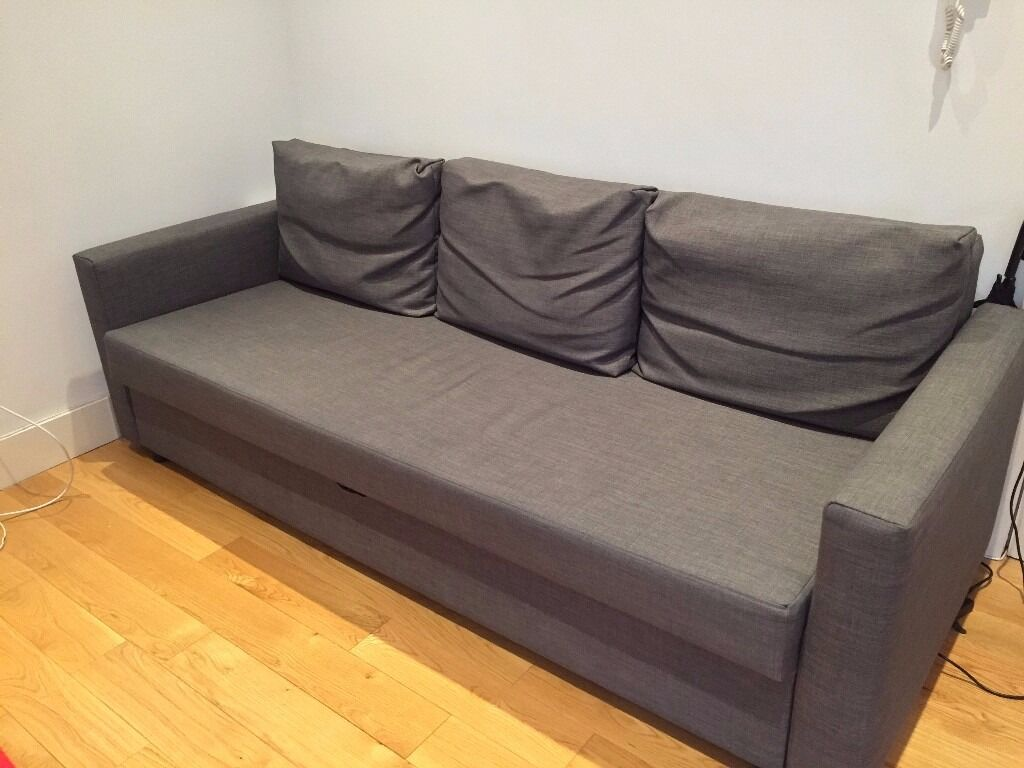 ikea friheten sofa bed three 3 seat for sale in. Black Bedroom Furniture Sets. Home Design Ideas