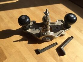 Stanley 71 router plane.