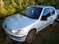 Peugeot 106 project sale or swap for another car rallye xs xsi gti