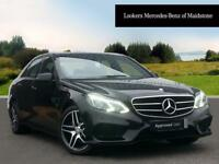 Mercedes-Benz E Class E250 AMG NIGHT EDITION (black) 2016-03-25