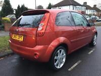 2008 Ford Fiesta Zetec 1.4 Red - Manual