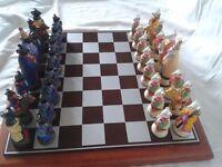 Chinese Rat Chess Set