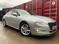 Peugeot 508 2012 1.6 Diesel Year Mot No Advisorys Full Service History Cheap To Run And Insure !