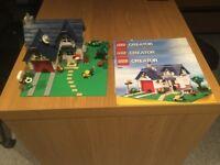Lego 5891 - Creator House