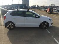 Excellent Condition Polo with roof rack, bike rack, 'Knight' alloys, mats throughout. 52k 2014