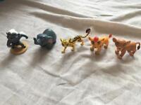 Lion guard figures