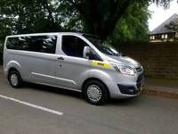 Taxi and minibus transfers to and from manchester airport