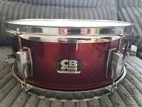 Immaculate upgraded used snare drum